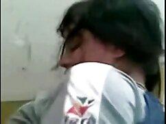 Dos estudiantes universitarios lamiendo una situación lésbica, señoras culonas mexicanas 69.